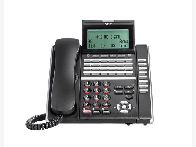NEC DT400 Series 24 Key Digital Phone